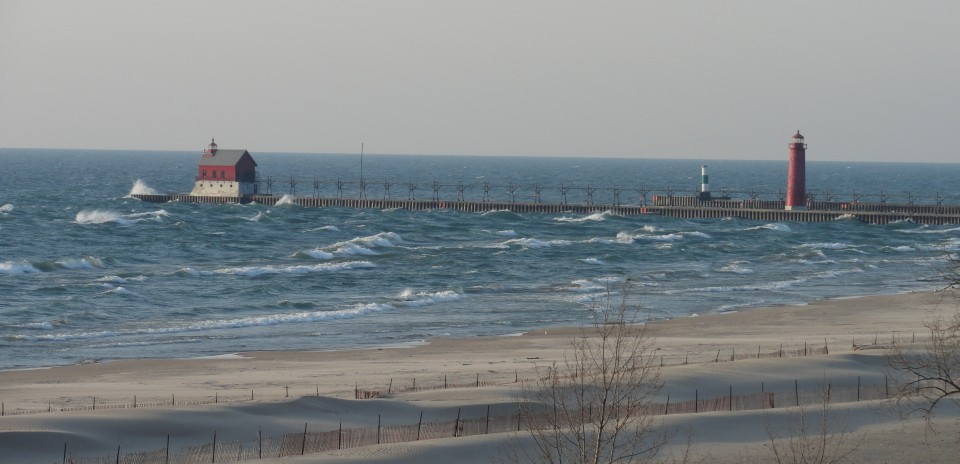 Lake Michigan Lighthouse Photography
