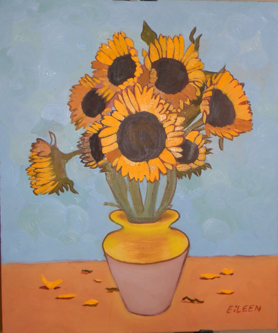Van_Goghs_Sunflowers